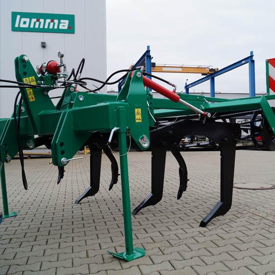 Maschinenbörse, Lomma Sachsen, Werksverkauf, Tiefenlockerer