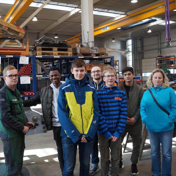 Lomma Sachsen Schau rein, Woche der offenen Unternehmen  in Sachsen