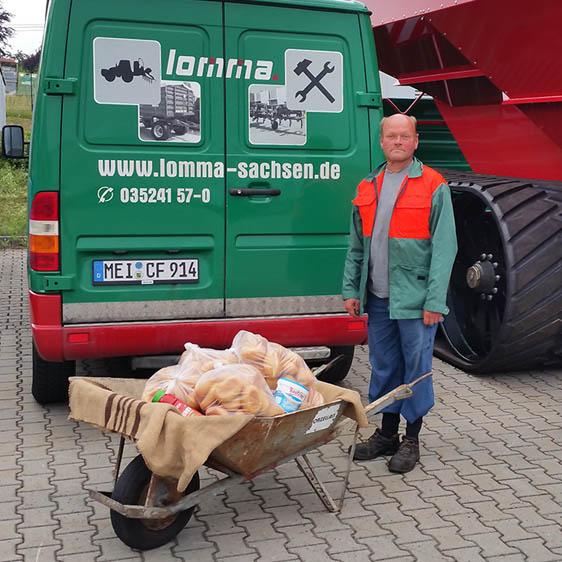 Lomma Sachsen feiert Geburtstag