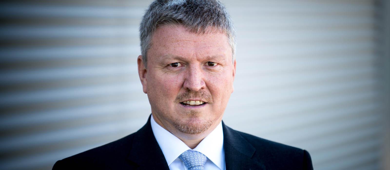 Mathias Hiekel Prokurist und Betriebsleiter der Lomma Sachsen